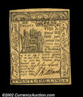 Colonial Notes:Delaware, Delaware May 1, 1777 20s Very Choice New. A rare grade for ...