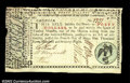 Colonial Notes:Georgia, Georgia May 4, 1778 $40 Choice About New. A fresh, flashy ...