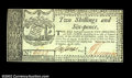 Colonial Notes:Georgia, Georgia October 16, 1786 2s6d Choice About New. CAA has ...