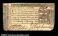 Colonial Notes:Maryland, Maryland April 10, 1774 $1/3 Choice New. Bright, clean, ...