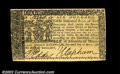 Colonial Notes:Maryland, Maryland April 10, 1774 $6 About New. Well centered and ...