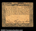 Colonial Notes:Maryland, Maryland December 7, 1775 $4 Choice Very Fine. Well ...