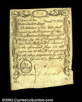 Colonial Notes:Massachusetts, Massachusetts December 7, 1775 14s Extremely Fine. This is ...