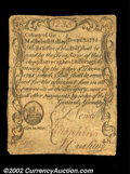 Colonial Notes:Massachusetts, Massachusetts December 7, 1775 48s Choice Very Fine. This ...
