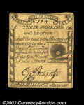 Colonial Notes:Massachusetts, Massachusetts 1779 3s6d Choice Extremely Fine. This note ...