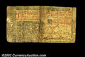 Colonial Notes:New Jersey, New Jersey May 1, 1758 30s Fine. A nice early Jersey, in ...