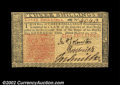 Colonial Notes:New Jersey, New Jersey March 25, 1776 3s Very Choice New. With just ...