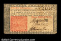 Colonial Notes:New Jersey, New Jersey March 25, 1776 3s Extremely Fine. This ...