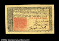 Colonial Notes:New Jersey, New Jersey March 25, 1776 6s Superb Gem New. A gorgeous ...