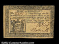 Colonial Notes:New Jersey, New Jersey January 9, 1781 3s6d Extremely Fine. A boldly ...