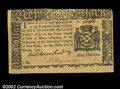 Colonial Notes:New York, New York March 5, 1776 $1 About New. This is an unusually ...