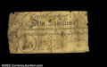 Colonial Notes:North Carolina, North Carolina March 9, 1754 40s Very Fine. Not backed, ...