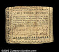 Colonial Notes:North Carolina, North Carolina December 1768