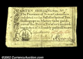 Colonial Notes:North Carolina, North Carolina December 1771 10s Extremely Fine. There are ...