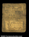 Colonial Notes:Pennsylvania, Pennsylvania August 10, 1739 15s Very Fine. This is the ...