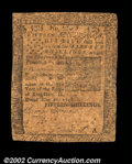 Colonial Notes:Pennsylvania, Pennsylvania May 20, 1758 15s Fine. A rather nice example ...