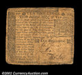 Colonial Notes:Pennsylvania, Pennsylvania March 10, 1769 10s Very Fine. This is a far-...
