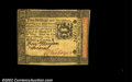 Colonial Notes:Pennsylvania, Pennsylvania October 1, 1773 2s6d About New. A well signed,...