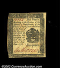 Colonial Notes:Pennsylvania, Pennsylvania April 25, 1776 6d Extremely Fine. This nice ...