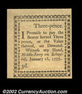 Colonial Notes:Pennsylvania, Pennsylvania January 18, 1777 3d Gem New. These notes are ...