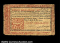 Colonial Notes:Pennsylvania, Pennsylvania April 10, 1777 8s Very Fine. This is the ...