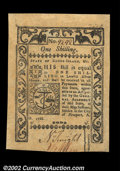 Colonial Notes:Rhode Island, Rhode Island May 1786, 1s Choice New. Broadly margined ...