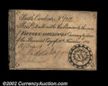 Colonial Notes:South Carolina, South Carolina November 15, 1775 15s Very Fine. This is ...