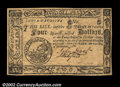 Colonial Notes:South Carolina, South Carolina December 23, 1776 $4 Gem New. This ...