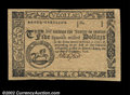 Colonial Notes:South Carolina, South Carolina December 23, 1776 $5 Superb Gem New. A ...