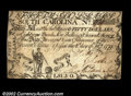 Colonial Notes:South Carolina, South Carolina February 8, 1779 $50 Extremely Fine. ...