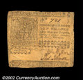 Colonial Notes:Virginia, Virginia April 5, 1759 10s Very Fine. This is the first ...