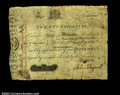 Colonial Notes:Virginia, Virginia July 17, 1775 20s Very Fine. This is the much ...