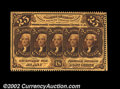 Fractional Currency:First Issue, Fr. 1279 25c First Issue Choice New. A well printed ...