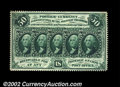 Fractional Currency:First Issue, Fr. 1310 50c First Issue Choice New. This gorgeous ...