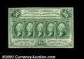 Fractional Currency:First Issue, Fr. 1312 50c First Issue Choice About New. An attractive, ...