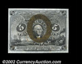 Fractional Currency:Second Issue, Fr. 1233 5¢ Second Issue Superb Gem New. This is a ...