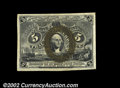 Fractional Currency:Second Issue, Fr. 1234 5c Second Issue Gem New. Beautifully centered on ...