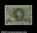 Fractional Currency:Second Issue, Fr. 1246 10c Second Issue Gem New. Broad, even margins, ...