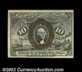 Fractional Currency:Second Issue, Fr. 1249 10¢ Second Issue Gem New. An incredible example ...