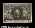 Fractional Currency:Second Issue, Fr. 1316 50c Second Issue Very Choice New. A near-Gem ...