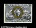 Fractional Currency:Second Issue, Fr. 1318 50¢ Second Issue Choice New. Three of the face ...