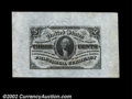Fractional Currency:Third Issue, Fr. 1227SP 3¢ Third Issue Wide Margin Pair Gem New. A ...