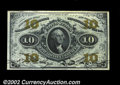 Fractional Currency:Third Issue, Fr. 1255 10c Third Issue Superb Gem New. This is a simply ...