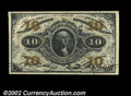 Fractional Currency:Third Issue, Fr. 1255 10¢ Third Issue Superb Gem New. A lovely note, ...