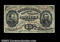 Fractional Currency:Third Issue, Fr. 1272SP 15c Third Issue Grant-Sherman Glued Pair. This ...