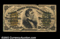 Fractional Currency:Third Issue, Fr. 1300 25c Third Issue Very Fine, Damaged. There is a ...