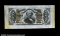 Fractional Currency:Third Issue, Wide Margin Spinner and Justice Faces About New. The ...