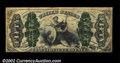 Fractional Currency:Third Issue, Fr. 1367 50c Third Issue Justice Fine. This would be a ...
