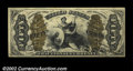 Fractional Currency:Third Issue, Fr. 1369 50c Third Issue Justice Choice About New. Fr. ...