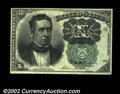 Fractional Currency:Fifth Issue, Fr. 1264 10c Fifth Issue Very Choice New. This otherwise ...